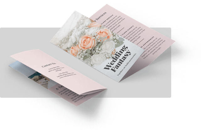 design your own leaflet online free