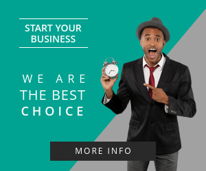 be on time with your business schedule banner ad