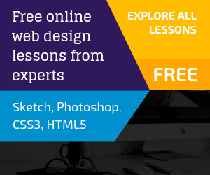 online design lessons education banner template