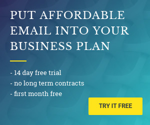 Email Marketing Tool Banner Ad Template