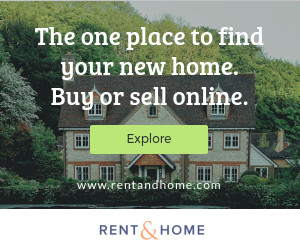 professional real estate banner ad template
