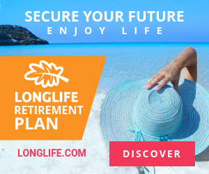 retirement plan banner design and templates