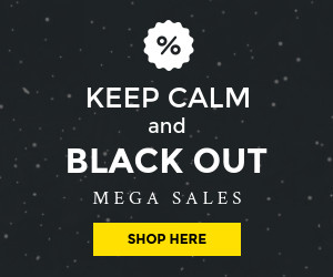 cyber monday mega sales banner template