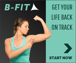 stay fit sports banner template